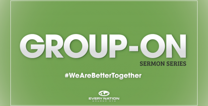 Group-On Sermon Series Graphic