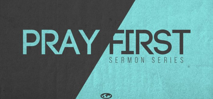 Pray First Connect Group Study Guides
