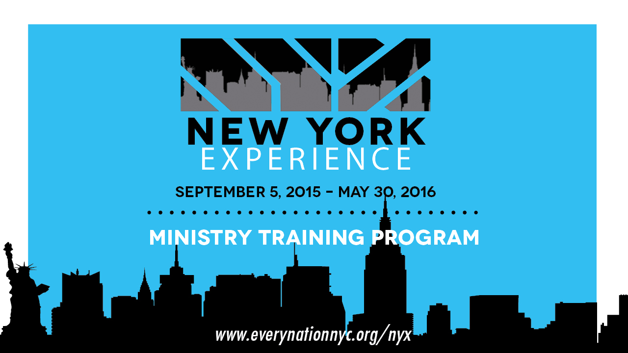The New York Experience Ministry Training Program
