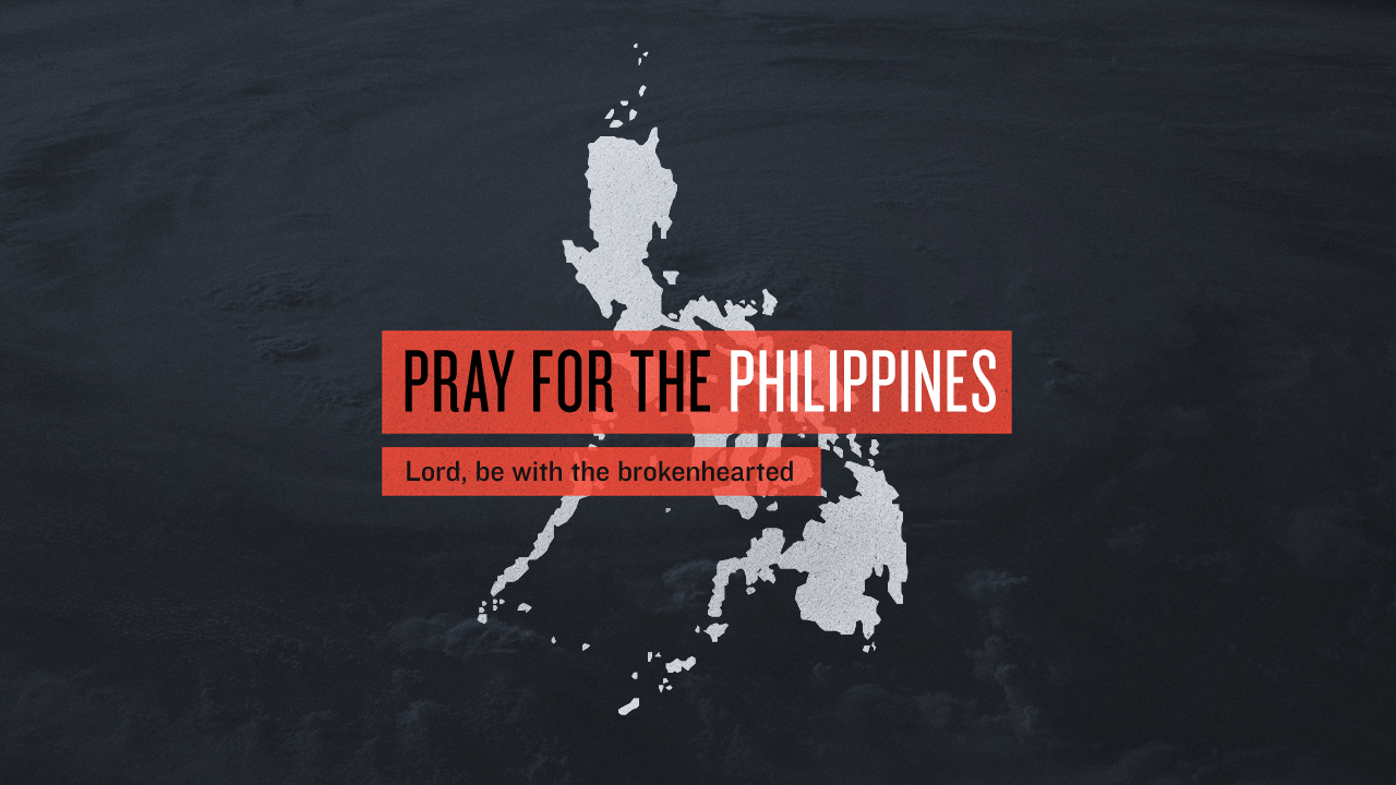 Give to the Every Nation Philippines Relief Fund