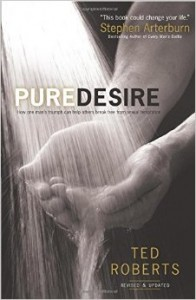 Pure Desire by Ted Roberts book cover
