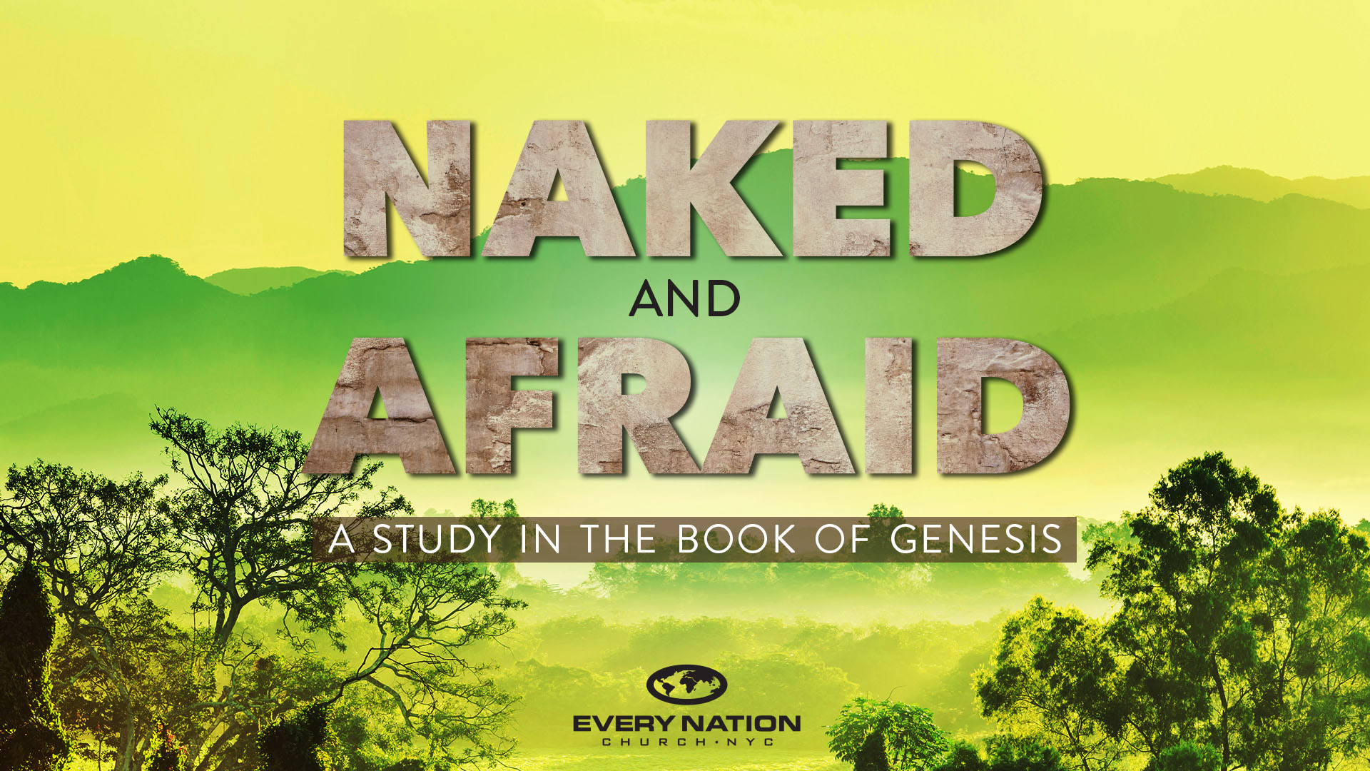 Naked & Afraid – Connect Group Study Guides