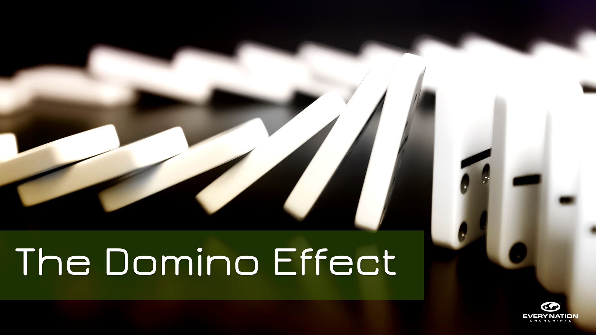 The Domino Effect Connect Group Study Guides