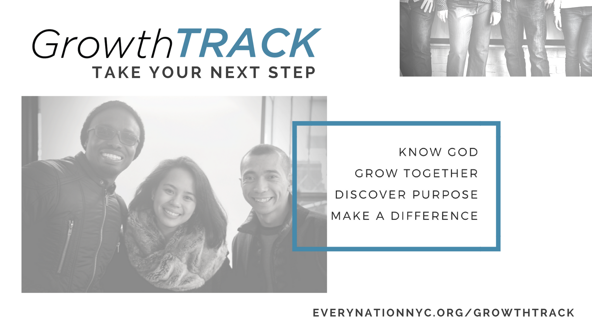 Every Nation NYC Growth Track