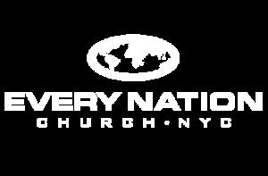 Every Nation NYC Logo - Dark Background