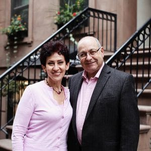 Inna and Misha Edelstein