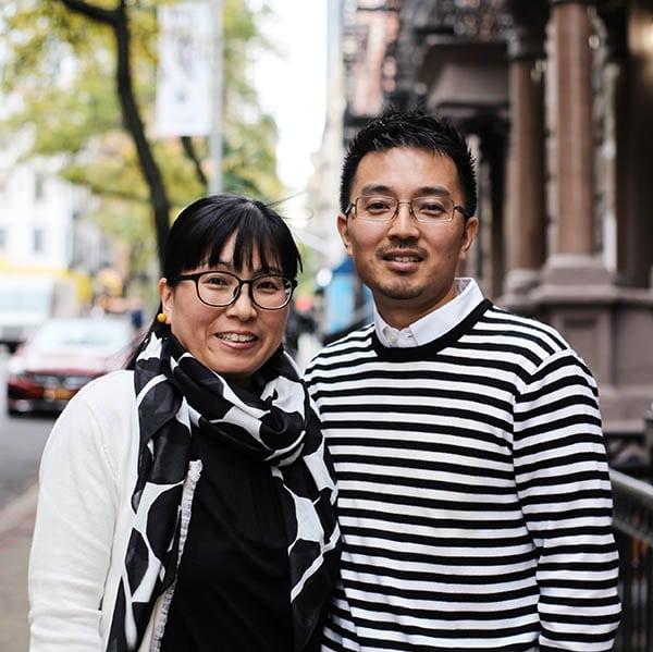 Kaz & Akie Iinuma
