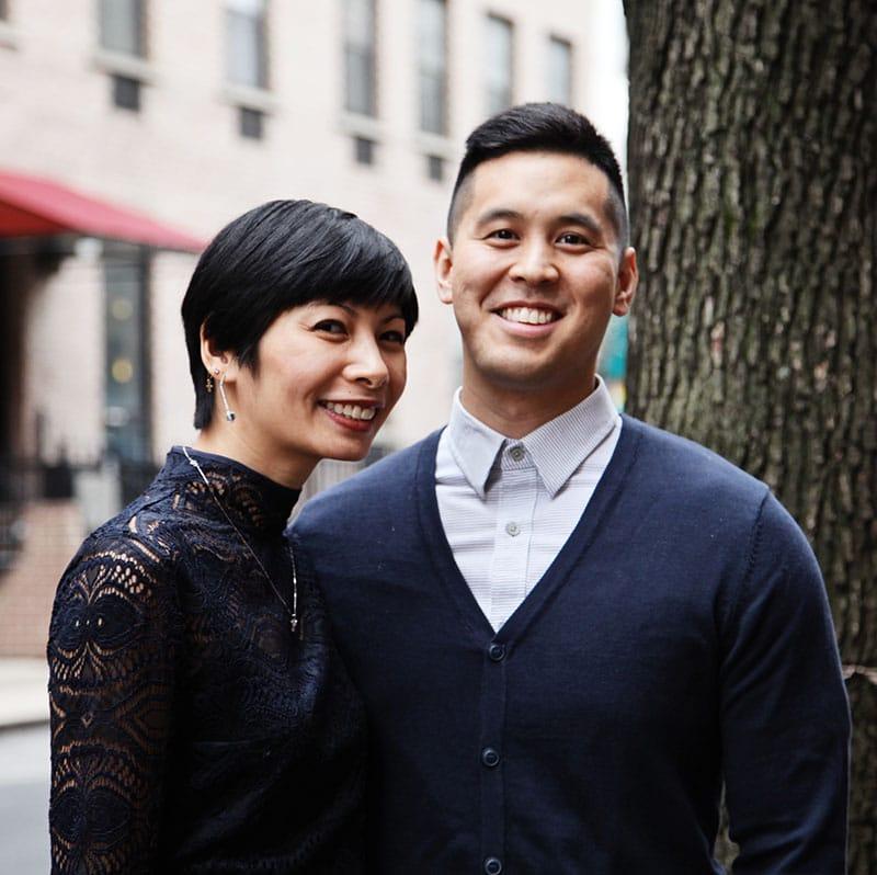 Jeff & Erika Truong