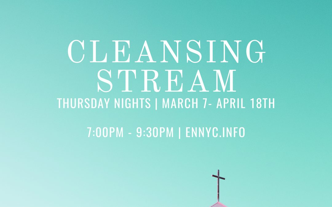 Cleansing Stream Will Not Solve All Your Problems